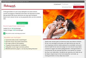 Ondeugend Daten datingsite