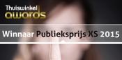 Online datingsite Pepper ontvangt Publieksprijs XS 2015
