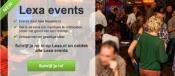 Grote kans op date bij bezoeken van Lexa events