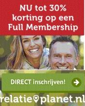 In juni korting op membership bij Relatieplanet