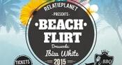 Feest voor singles tijdens Beach Flirt Scheveningen