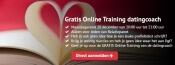 Vanavond gratis online training van datingcoach