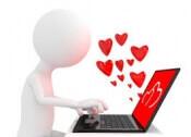 Bezoekersaantal sites voor online dating stijgt in begin van nieuw jaar