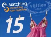 Online dating site e-Matching schenkt geld aan goed doel