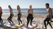 Leren surfen en singles ontmoeten