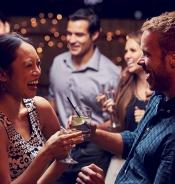 Lexa maakt van daten voor singles een event