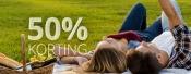 Ideale tijd om met online daten te beginnen met 50 procent korting