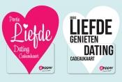 Geef een Pepper cadeaukaart voor online dating als geschenk