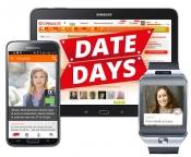 Lexa Date Days Actie met 3 dagen gratis lidmaatschap voor online daten